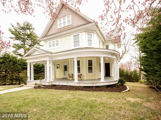 Victorian, Detached - TOWSON, MD (photo 1)