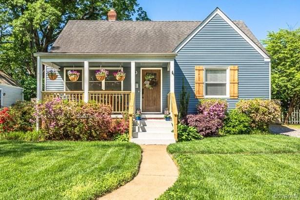 Bungalow, Cape Cod, Cottage, Single Family - Richmond, VA