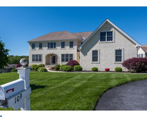 Colonial,Traditional, Detached - LANDENBERG, PA (photo 1)