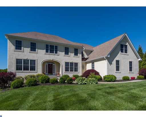 Colonial,Traditional, Detached - LANDENBERG, PA (photo 2)