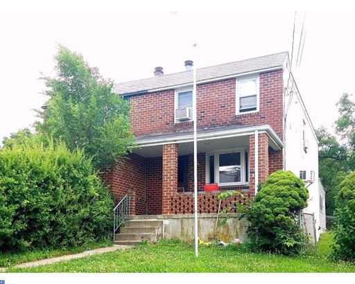 Row/Townhouse, Colonial,EndUnit/Row - NORRISTOWN, PA (photo 1)