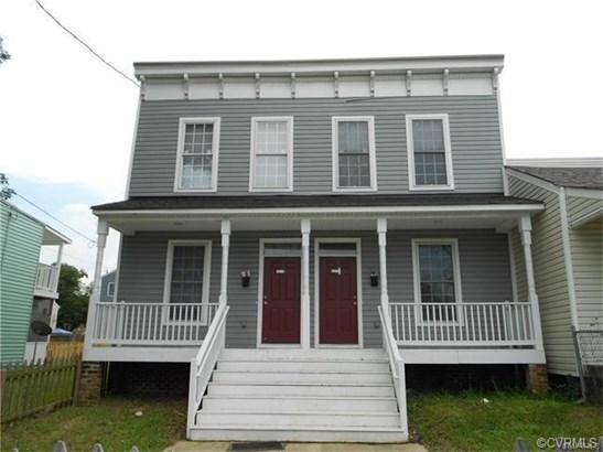 Condo/Townhouse, 2-Story, Contemporary - Richmond, VA (photo 1)