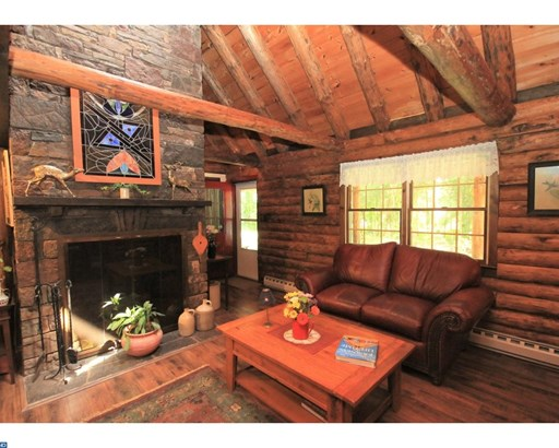Colonial,Log Home, Detached - SELLERSVILLE, PA (photo 2)