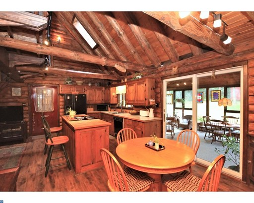 Colonial,Log Home, Detached - SELLERSVILLE, PA (photo 5)