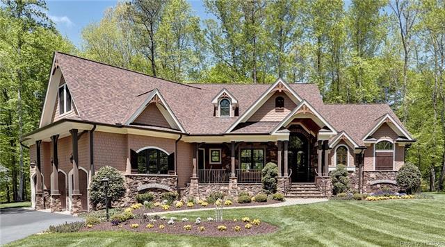 Craftsman, Transitional, Single Family - New Kent, VA