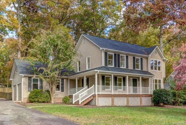 2-Story, Transitional, Single Family - North Chesterfield, VA