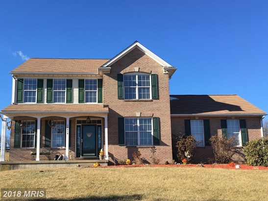 Traditional, Detached - MYERSVILLE, MD (photo 1)