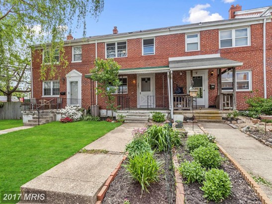 Townhouse, Colonial - CATONSVILLE, MD (photo 1)