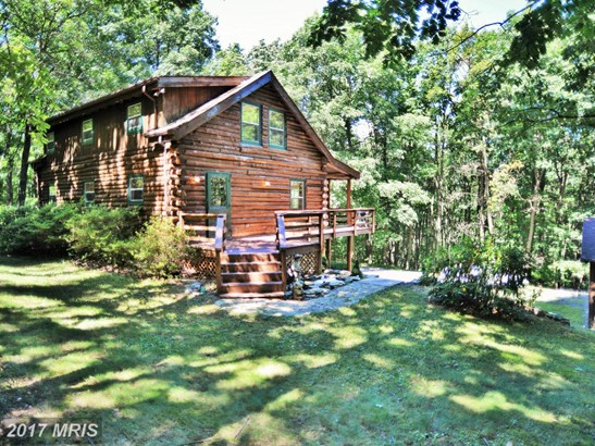 Detached, Log Home - FREDERICK, MD (photo 2)