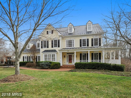 Colonial, Detached - LEESBURG, VA (photo 1)
