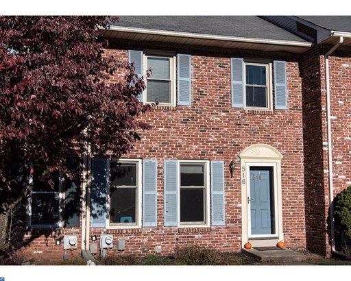 Colonial, Row/Townhouse/Cluster - KING OF PRUSSIA, PA (photo 1)