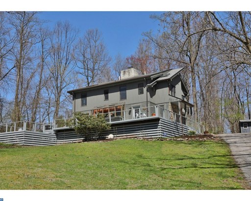 Contemporary,Log Home, Detached - BLUE BELL, PA