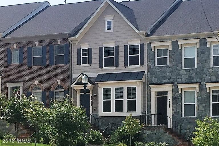 Townhouse, Colonial - CLARKSBURG, MD