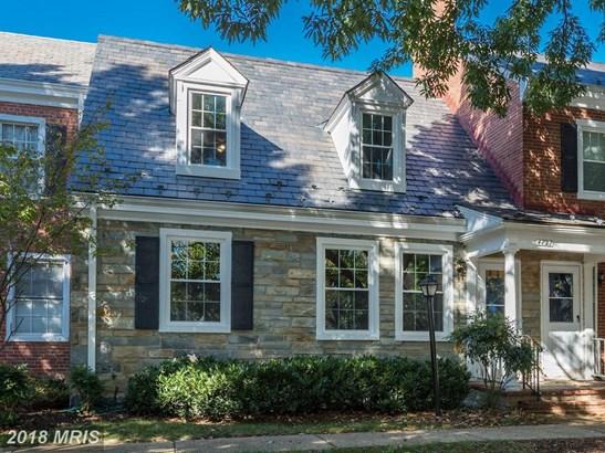Townhouse, Colonial - ARLINGTON, VA (photo 1)