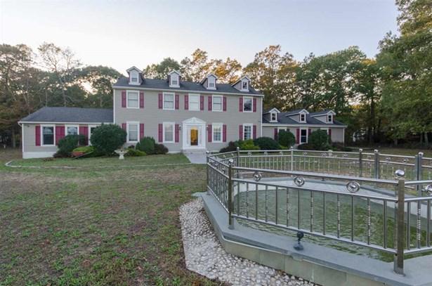 Two Story, Tudor, Single Family - Dennisville, NJ