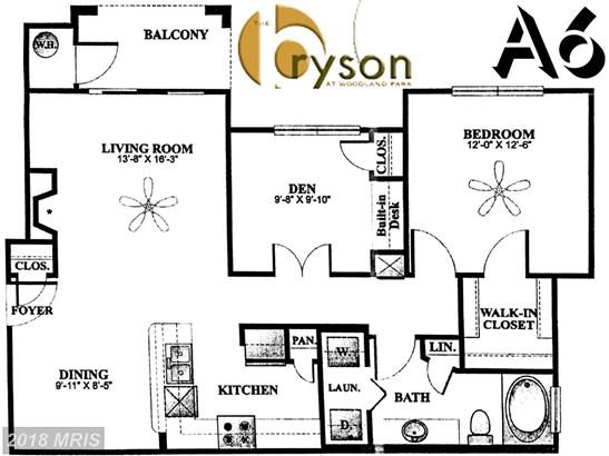 Garden 1-4 Floors, Contemporary - HERNDON, VA (photo 2)