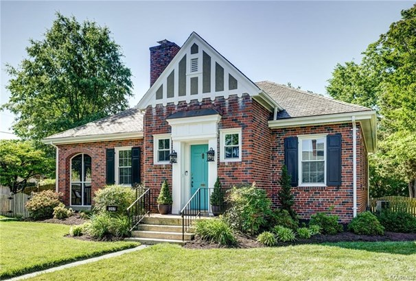Bungalow, Cottage, Ranch, Single Family - Richmond, VA