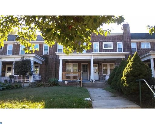 Colonial, Row/Townhouse/Cluster - PHILADELPHIA, PA (photo 2)