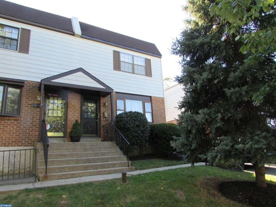 Semi-Detached, Colonial - GLENOLDEN, PA (photo 1)