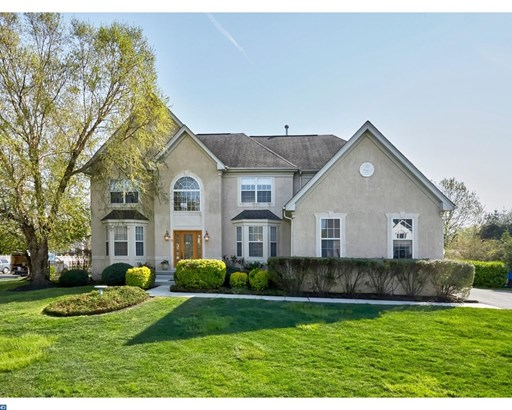 French,Normandy, Detached - MOORESTOWN, NJ (photo 1)