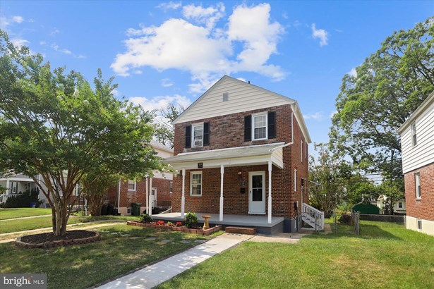 Detached, Single Family - BALTIMORE, MD