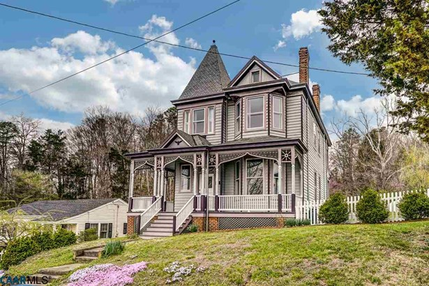 Victorian, Detached - SCOTTSVILLE, VA (photo 1)