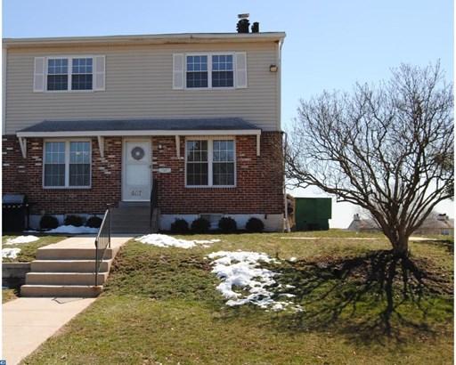Row/Townhouse, EndUnit/Row - BLUE BELL, PA (photo 1)