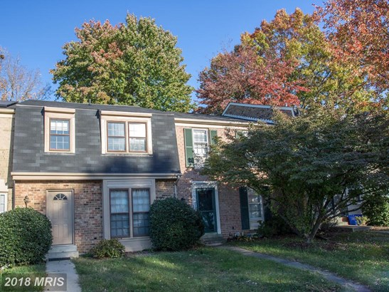 Dutch Colonial, Townhouse - MONTGOMERY VILLAGE, MD (photo 1)