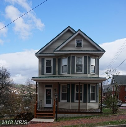 Traditional, Detached - CUMBERLAND, MD (photo 1)