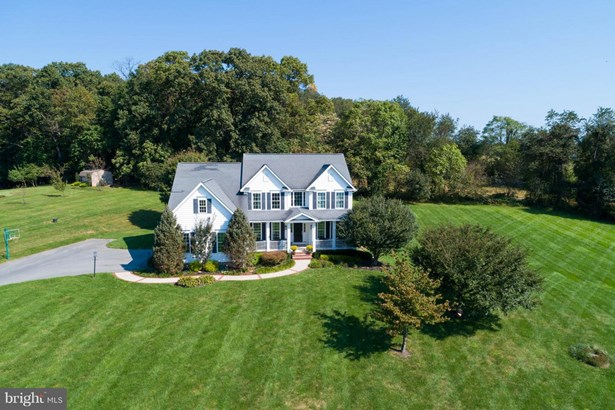Detached, Single Family - SYKESVILLE, MD