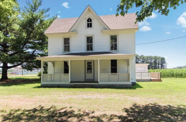 Farmhouse,Victorian,Historical, Lots/Land/Farm - Parksley, VA (photo 1)