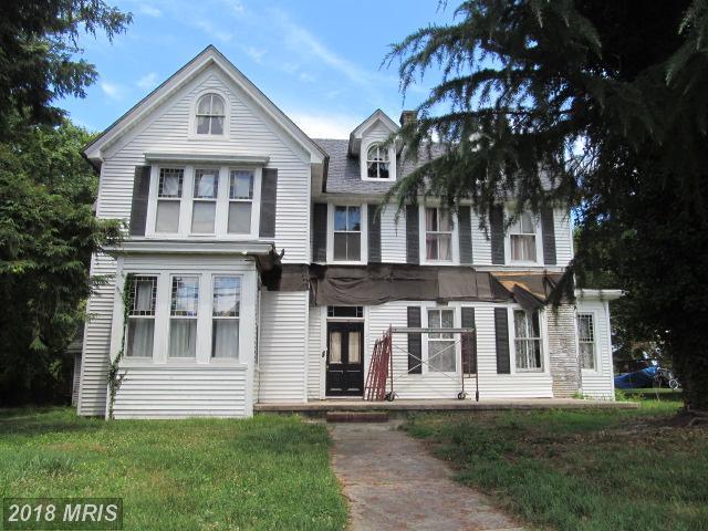 Colonial, Detached - HILLSBORO, MD
