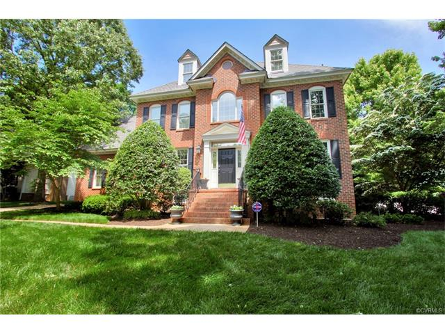 Transitional, Single Family - Henrico, VA (photo 1)