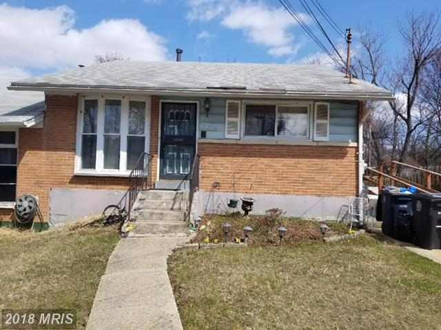 Traditional, Duplex - TEMPLE HILLS, MD (photo 1)