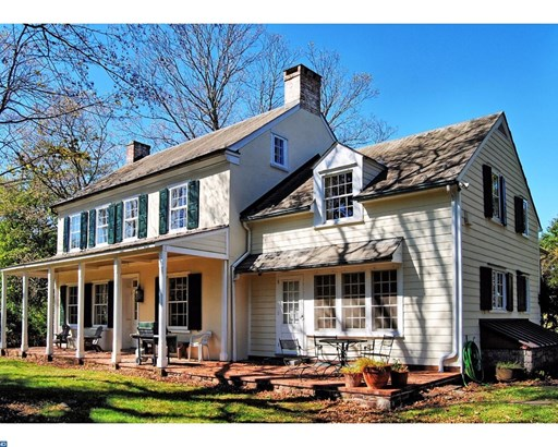 Farm House, Detached - PIPERSVILLE, PA (photo 1)