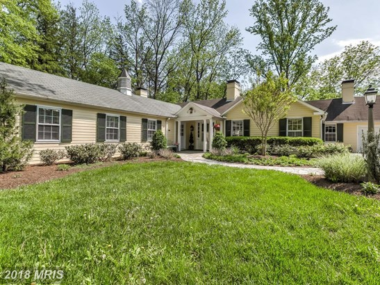 Traditional, Detached - TOWSON, MD (photo 1)