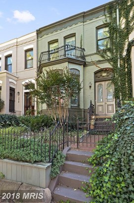 Victorian, Attach/Row Hse - WASHINGTON, DC (photo 1)
