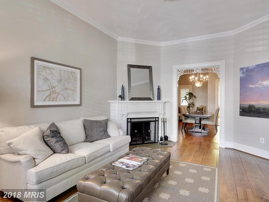 Victorian, Attach/Row Hse - WASHINGTON, DC (photo 5)
