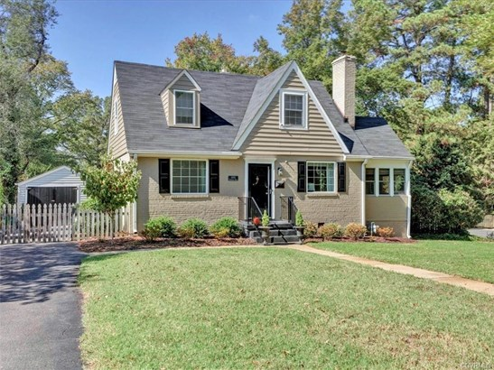 Cape, Single Family - Richmond, VA