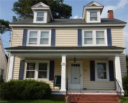 Colonial, Farmhouse, Single Family - Norfolk, VA (photo 2)
