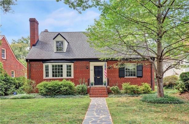 Cape, Cottage/Bungalow, Single Family - Richmond, VA