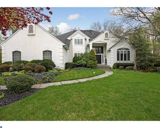 Contemporary, Detached - CHERRY HILL, NJ (photo 1)