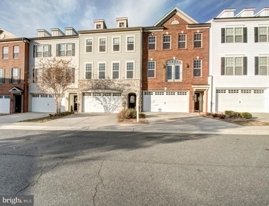 Townhouse, Row/Townhouse - ASHBURN, VA