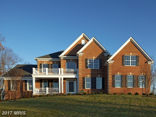 Traditional, Detached - SYKESVILLE, MD (photo 1)
