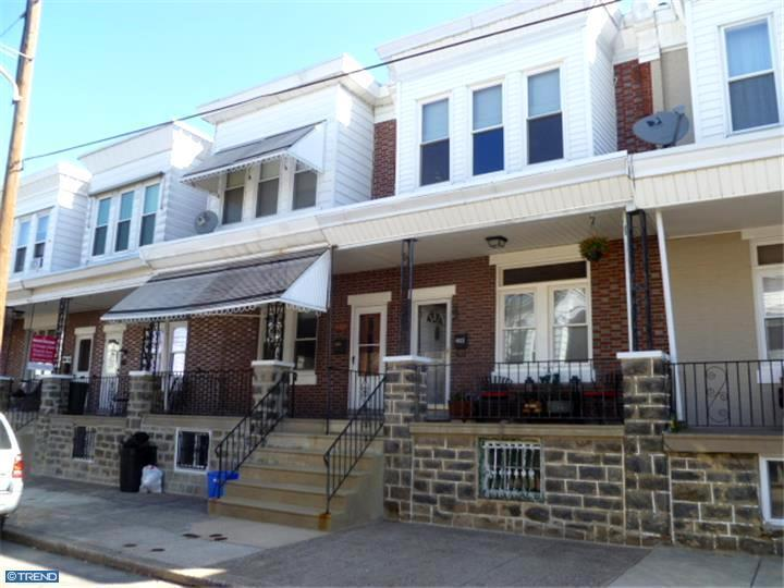 Row/Townhouse, Colonial,AirLite - PHILADELPHIA, PA (photo 1)