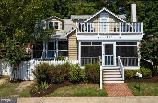 Detached, Single Family - REHOBOTH BEACH, DE