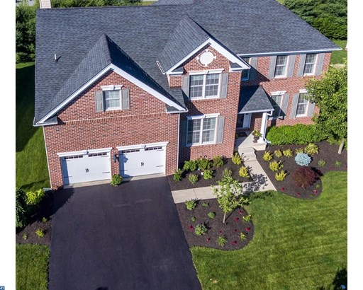 Colonial,Traditional, Detached - CHESTER SPRINGS, PA (photo 2)