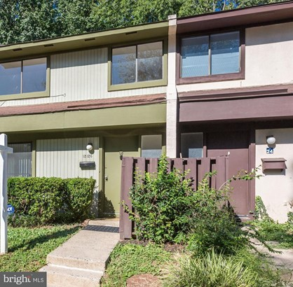 Townhouse, Row/Townhouse - RESTON, VA