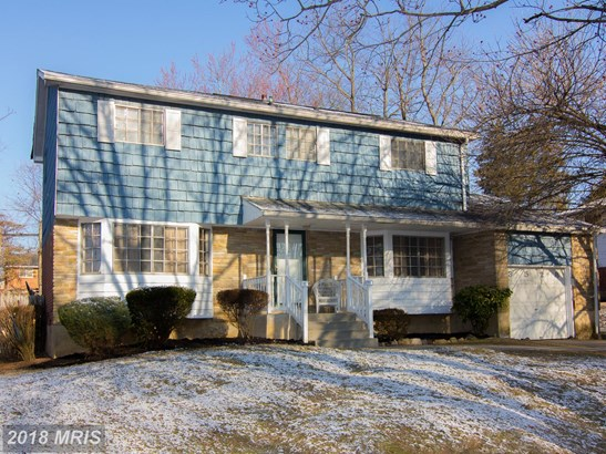 Colonial, Detached - RANDALLSTOWN, MD (photo 2)