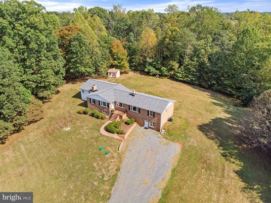 Detached, Single Family - WARRENTON, VA